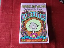 jacqueline wilson book,CANDI-FLOSS,PAPERBACK