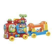 VTech Sit-to-Stand Ultimate Alphabet Train 260+ Songs, 10 activities , Toddler