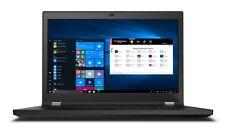 """Lenovo ThinkPad Mobile Workstation P17 17.3"""" FHD 512GB SSD Intel i7-10750H 16GB"""