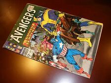 Marvel Comics Avengers # 33 Nice Copy
