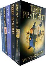 Discworld Novel Series 7 Terry Pratchett Collection 5 Books Set (31-35) Pack