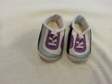 American Girl DOLL Star Volleyball OUTFIT 2008 SNEAKERS & GRAY SOCKS ONLY
