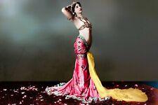 "1905 Mata Hari Courtesan, Dancer, WW1 Spy 4""x6"" Colorized Reprint Photo MH3"