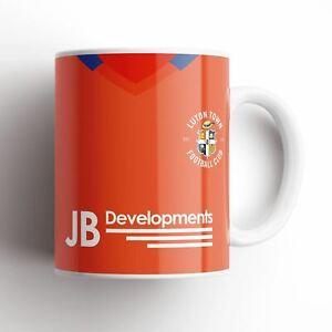 Luton Town 20-21 Home Mug