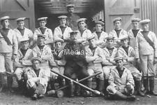 ztr-87 WWI, RNVR, Crystal Palace Cadets. Photo