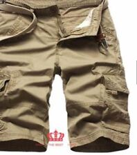 CARGO SHORTS Light Brown 28 to 34
