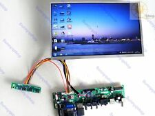 10.2 inch 1024X600 CLAA102NA2CCN screen TV HDMI VGA AV USB LCD control board kit