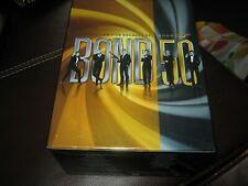 James Bond Collection (DVD, 22-Disc Set, Box Set)