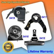 07-11 Dodge Caliber 2.4L Motor & Trans Mount Set 4PCS For Manul w /o Turbo M1052