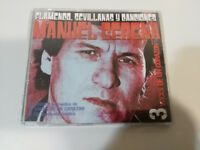 MANUEL GERENA FLAMENCO SEVILLANAS Y CANCIONES SINGLE 3 CANCIONES - CD