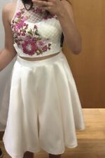 EUC Two piece prom/homecoming dress Sz 6