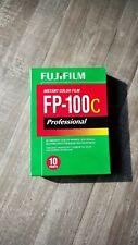Refrigerated FujiFilm FP-100C (Exp 05/2018) Professional Instant Colour Film