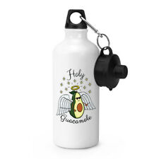 Holy Guacamole Sport Getränkeflasche Lustig Avocado Scherz Lebensmittel