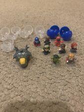 Squinkies Marvel X-Men  Characters Mini Action Figures Vehicle Lot
