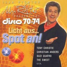 Ilja Richter presenta discoteca 70-74 Rubettes, Middle of the Road, Tony Christie
