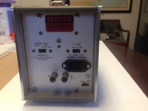 HP 400 FL    RF Millivolt meter