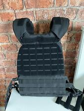 Tactical Fitness Vest Weighted 10kg