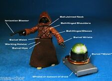 STAR WARS LOOSE TLC ULTRA RARE 2X-7KPR SECURITY DROID & JAWA MINT CONDITION. C10