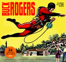 Buck Rogers - 26 OTR Shows on CD-R Old Time Radio MP3s
