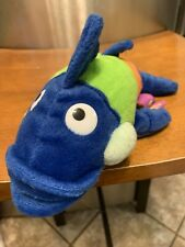 Fiesta Pete The Perch Fish Plush Philosophy Collectible Puffy Lips And Cheeks