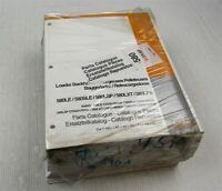 Case 580 LE SLE LSP LXT LPS Baggerlader Ersatzteilliste Catalogue Parts List