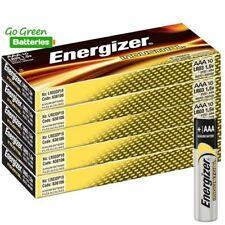 50 x Energizer AAA Industrial Alkaline Batteries 1.5V LR03, MN2400, MICRO MINI