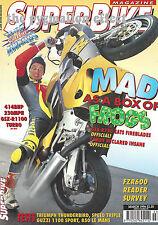 Speed Triple Triumph Thunderbird GSX-R750 FZR Le Mans 850 Moto Guzzi 1100 Sport