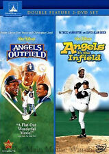 Disney Angels in the Outfield AND Angels in the Infield Double Feature DVD Pack