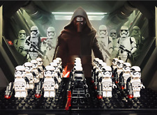 Star Wars Army Sets - Stormtrooper Clones Minifigures Lot Custom - USA SELLER