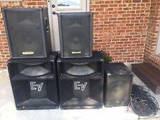 Pa Loud Speakers