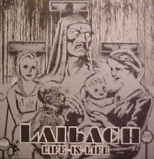 Laibach Life Is Life , Germania, Life 12' NEW SEALED