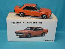 1:18 Biante - 1974 Holden LH Torana SL/R 5000 L34 - Saffron