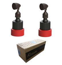 "2 x 100W Underground Outdoor Speaker 5"" Subwoofer Weatherproof Cherry Bomb"