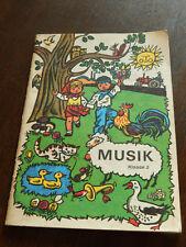 Musikbuch Klasse 2 Volk und Wissen 1987 DDR