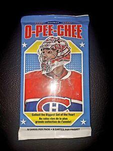 Unopened Pack: 2016-17 O-Pee-Chee (8 Hockey Cards) *AUSTON MATTHEWS ROOKIE YEAR!