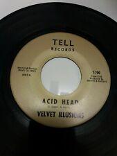 Velvet Illusions – Acid Head   KILLER PSYCH HEAR