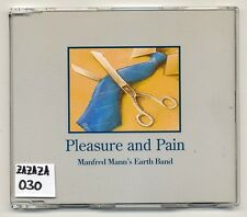 Manfred Mann's Banda De Tierra Maxi-CD Pleasure And Pain - 4-track CD