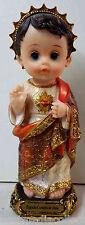 STATUE Sagrado Corazon De Jesus Sacred Heart Jesus SCULPTURE 8 Inch 6383J-8 NEW