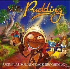 THE MAGIC PUDDING: SOUNDTRACK – 16 TRK CD, JOHN CLEESE, TINA ARENA, HUMAN NATURE