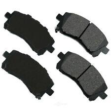 Disc Brake Pad Set-ProACT Ultra Premium Ceramic Pads Front Akebono ACT721