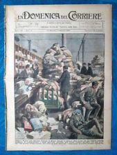 La Domenica del Corriere 25 gennaio 1920 Milano - Prater,Vienna - Nitti Londra