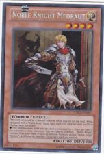 Yu-Gi-Oh Noble Knight Medraut CBLZ-EN081 Secret Rare Unlimited NM