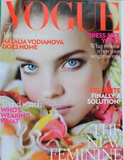Vogue May 2008 - Mario Testino - Natalia Vodianova