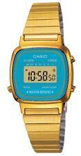 Casio LA-670WEGA-2 Orologio Donna polso Vintage Crono Sveglia Calendario Deal