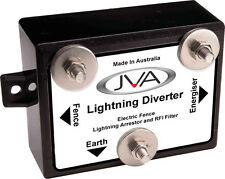 JVA Lightning Diverter  (multi-stage) - Electric Fence Energiser Protection