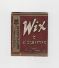 Sammler-Zigarettenpapier