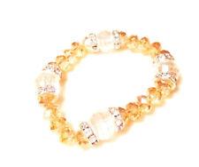 (00547) Armband -Kristallglas - einfach super