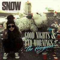 Snow Tha Product - Good Nights & Bad Mornings 2: The Hangover Mixtape CD