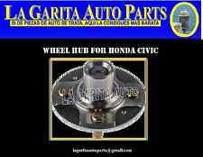 930-456 FRONT WHEEL HUB FOR 2001-2005 HONDA CIVIC  44600S5AJ00 44600S5DA00