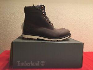 Timberland Radford 6 In Herrenstiefel Boots A1UOA Gr: 44,5 Braun neu in Karton